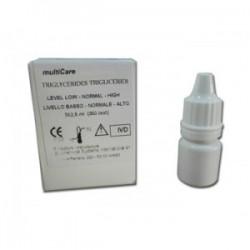 Solución de control Trigliceridos Multicare