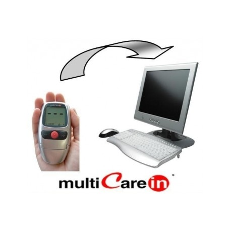 Cable datos + Software Multicare-In