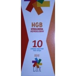 Cartuchos para Hemoglobina LUX