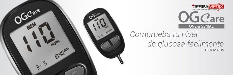 Medidor de Glucosa OGCare